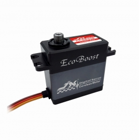 JX CLS6318 18kg Aluminium Shell Metal gear Coreless Digital Servo