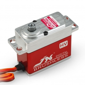 BLS-HV7017MG 17KG High Precision Metal Gear Full CNC Aluminium Shell Structure High Voltage Brushless Digital Standard Servo
