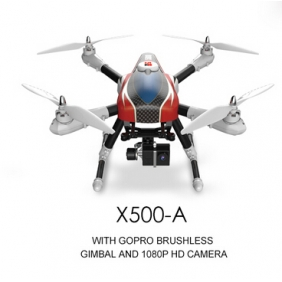 XK AIRCAM X500-A YOU FIYING CAMERA W/ 1080P HD camera 2 axis brushless gimbal
