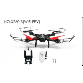 XK 4CH 6-AXIS QUADCOPTER X260-B X260 with WIFI FPV