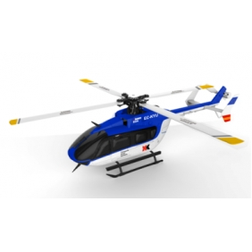 XK K124 6 CH BRUSHLESS MOTOR 3D6G SYSTEM HELICOPTER
