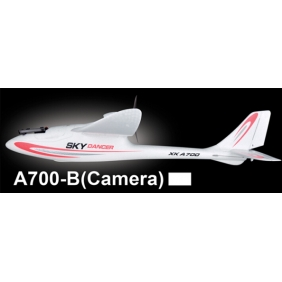 XK A700-B 4CH SYSTEM AIRPLANE with camera
