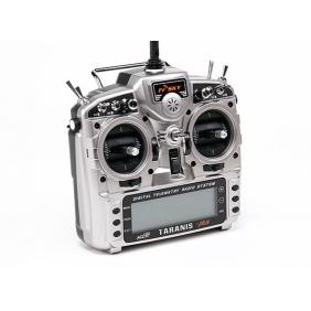 FrSky 2.4GHz ACCST TARANIS X9D PLUS 2.4G Telemetry Radio System Mode 2 Caron box